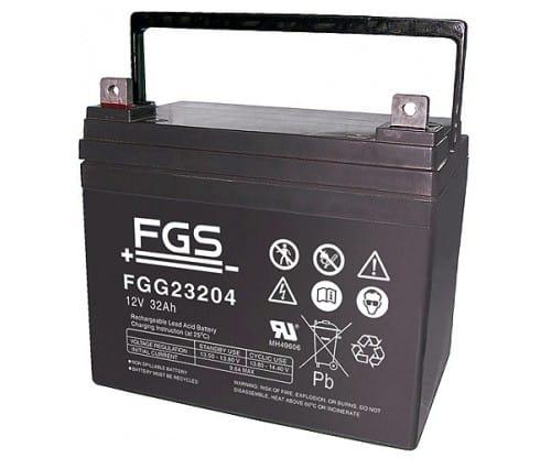 FGS Gelebatteri 12V/32Ah