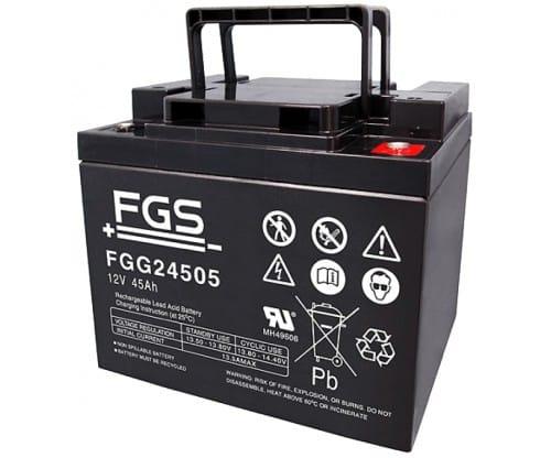FGS Gelebatteri 12V/45Ah