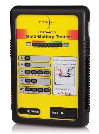 ZTS batteritestare